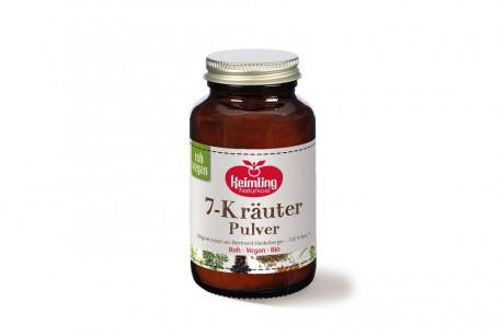 7-Kräuter-Pulver