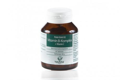 Vitamin B-Komplex+C