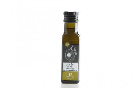 Avocado-Fruchtfleisch-Öl