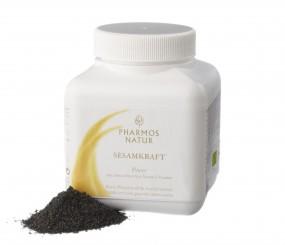 10% sparen mit unserem Produkt des Monats: Sesamkraft von Pharmos Natur