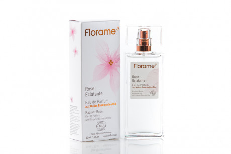Parfum Radiant Rose