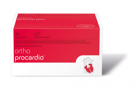 orthoprocardio Tabletten